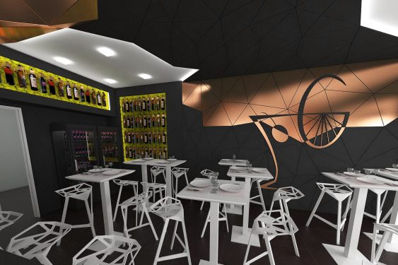 Project Rendering